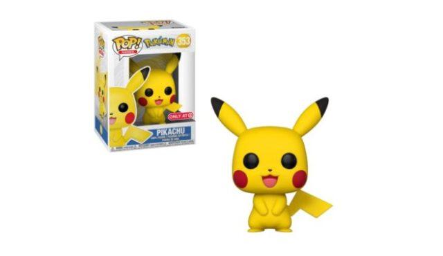 Ya es oficial el Funko Pop de Pikachu