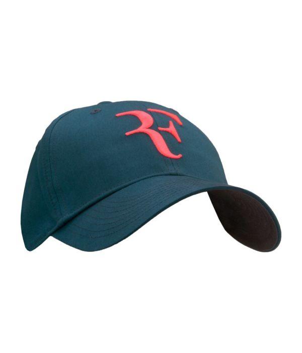 Nike Roger Federer Unisex Tennis Cap - Green Online