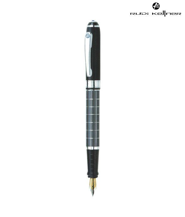 Rudi Kellner Blue Diamond Fountain Pen: Buy Online at Best