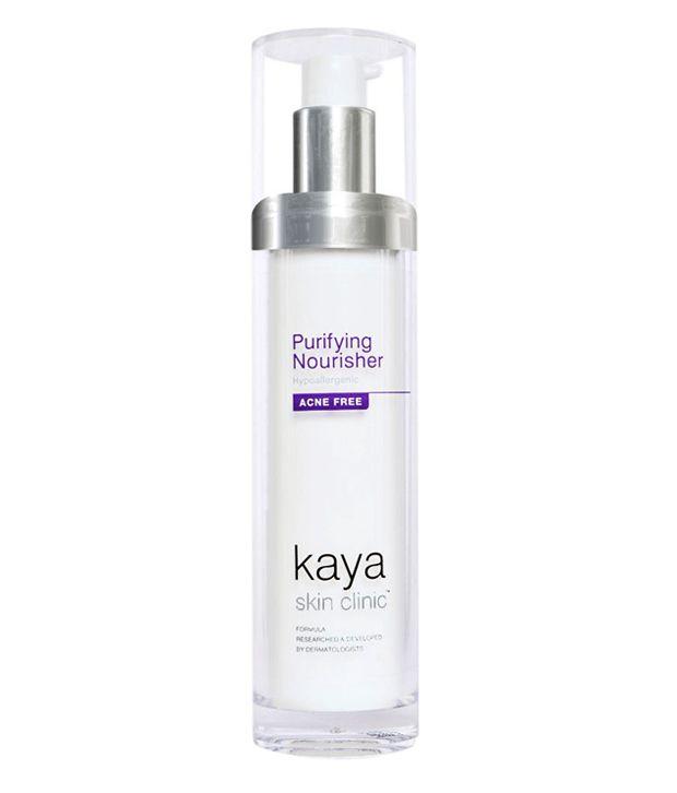 Kaya Skin Clinic Acne Free Purifying Nourisher 50 ml - Buy ...