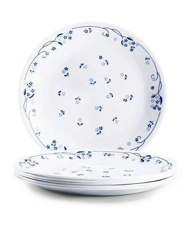 Corelle 14 Pcs Dinner Plate Set