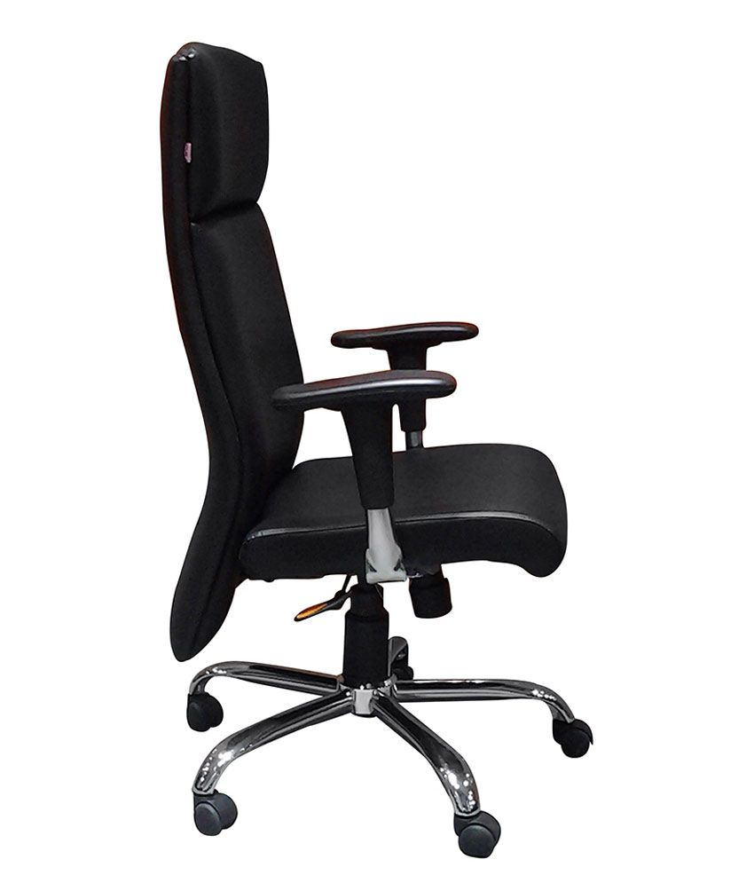 revolving chair base price in india desk ergonomic requirements hof office chairs metal tan