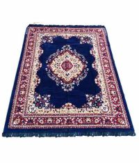 Jk Handloom Brown Kashmiri Carpet Royal Luxury Flooring ...