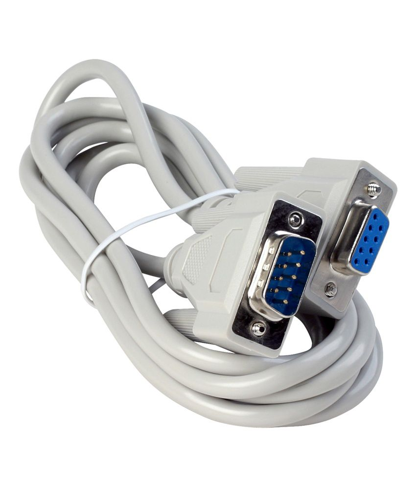 medium resolution of core 9 pin serial male to female extension cable rs232