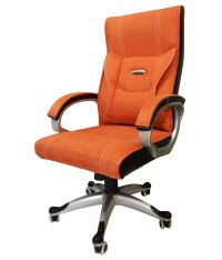 Office Chair in Orange Snapdeal price. Chairs Deals at ...