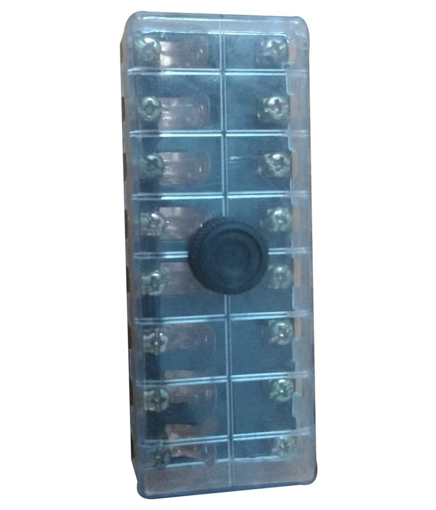 hight resolution of jagdamba electronics fuse box for tata 407 buy jagdamba electronics fuse box for tata 407 online at low price in india on snapdeal