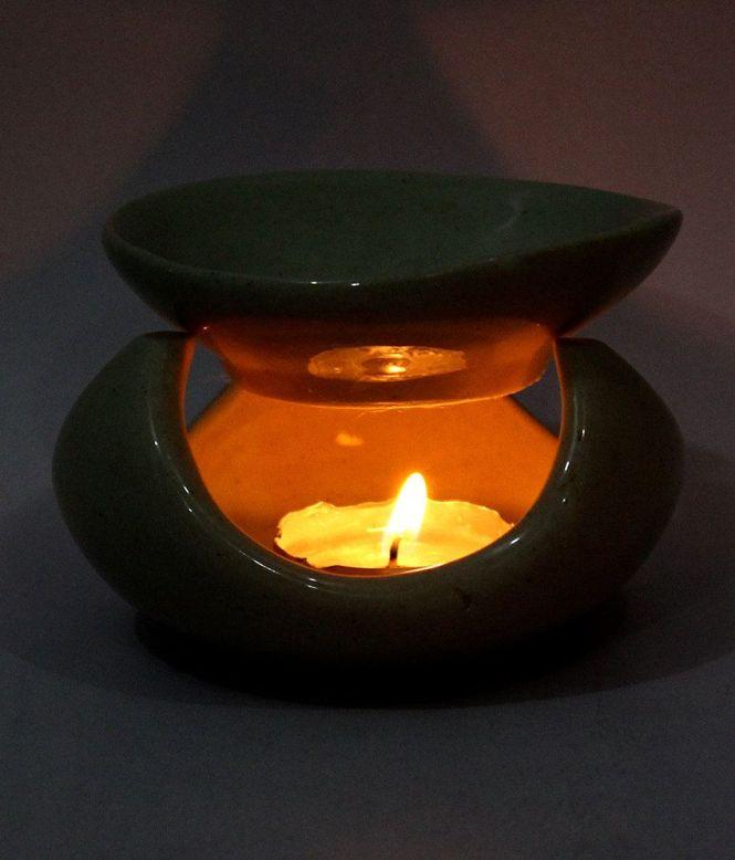 Unique And Stylish Birdhouse Ceramic Diffuser Design Aroma Decor By Greenleaf