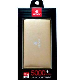 coskart genai j10 mini 5000 mah li ion power bank golden power banks online at low prices snapdeal india [ 850 x 995 Pixel ]