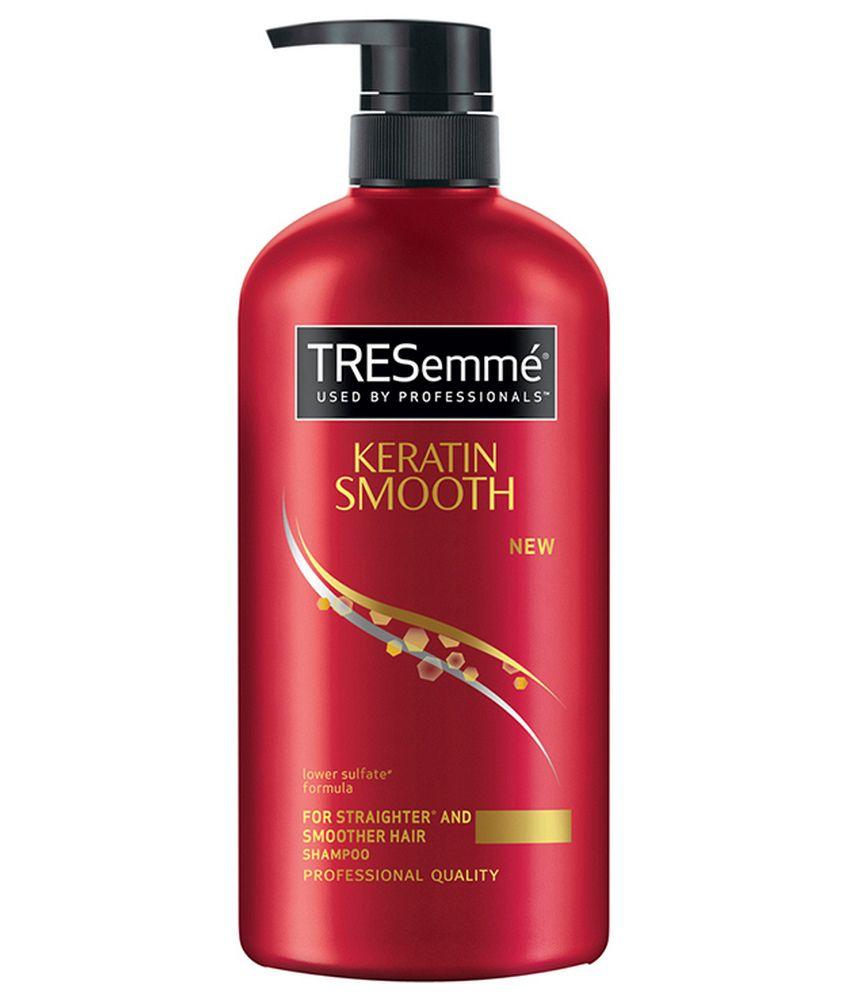 TRESemme Keratin Smooth Shampoo 580ml: Buy TRESemme ...