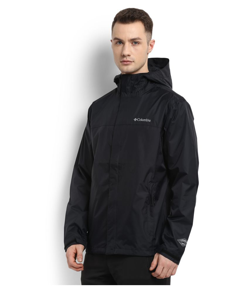 Columbia Black Casual Jacket - Buy Columbia Black Casual Jacket Online at Best Prices in India on Snapdeal
