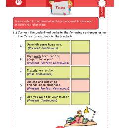 Genius Kids Worksheets (Bundle) for Class 4 (Grade-4) - Set of 6 Workbooks  (English [ 3300 x 2479 Pixel ]