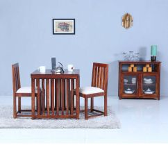 Two Seater Dining Table And Chairs India Big Bamboo Circle Chair Winger