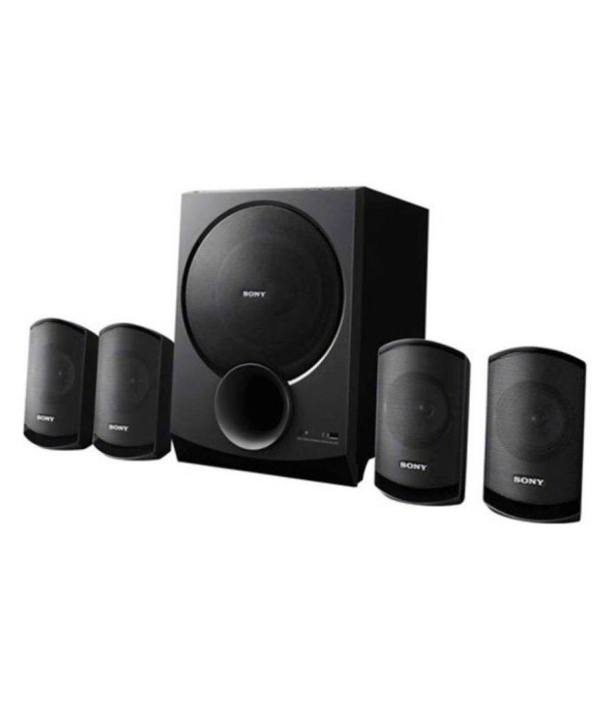 Buy Sony SA-D40 4.1 Component Home Theatre System Online at Best Price in India - Snapdeal