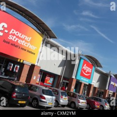 Argos Brooklyn Sofa Large Plastic Covers Pets Retail Park Stores And Signs Stock Photo, Royalty Free ...