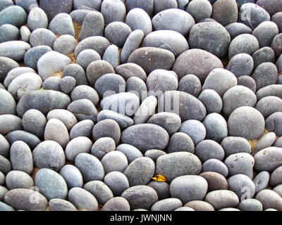 river rocks used landscaping