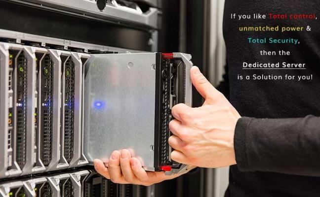 Web Hosting Dedicated Servers