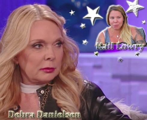 Debra Danielsen (Oddly) Scolds Kail Lowry