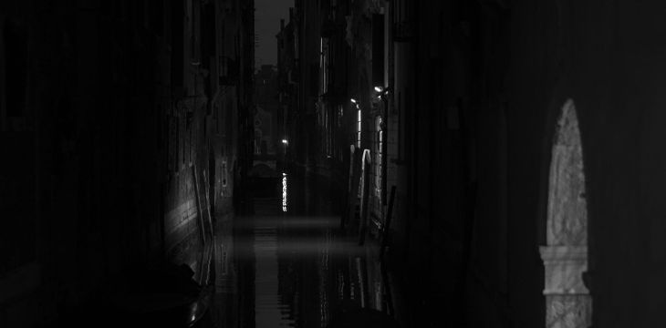 WPC: Venice at night