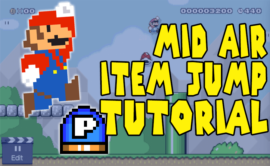 Super Mario Maker 2 Tips: P-Switch Jumps And More | N64Josh