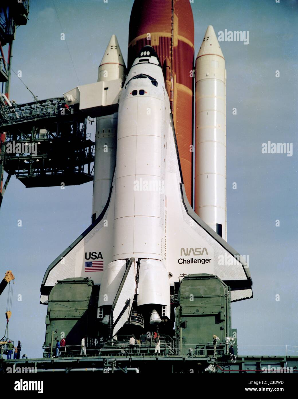Space Shuttle Challenger Stock Photos Amp Space Shuttle