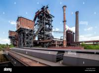 Steel Blast Furnace Museum Stock Photos & Steel Blast ...