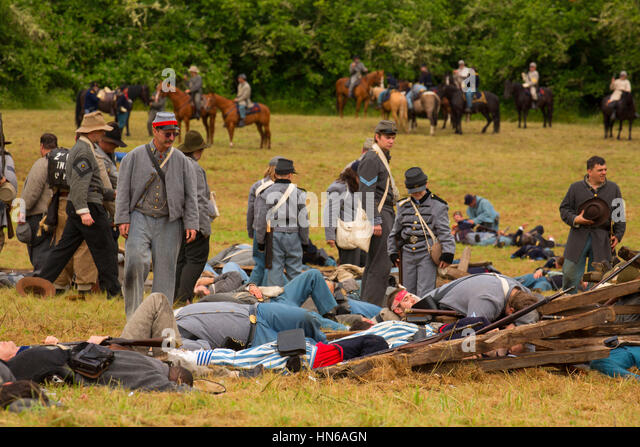 Civil War Casualties Stock Photos  Civil War Casualties