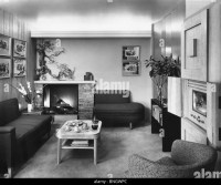 1950's Home Interior Stock Photos & 1950's Home Interior ...