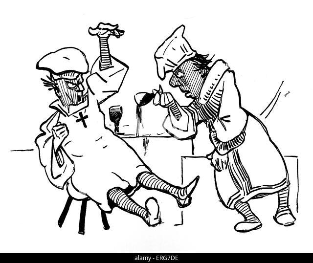 Religious Caricature Stock Photos & Religious Caricature