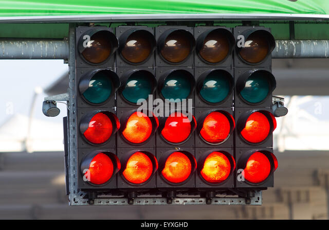 2012 Single Traffic Light Driver Circuit Controlcircuit Circuit