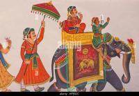 Rajasthani Painting Stock Photos & Rajasthani Painting ...
