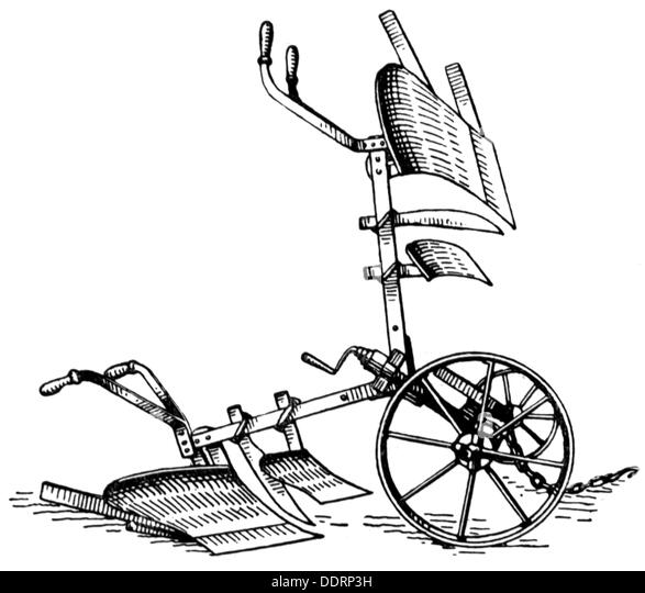 Ploughing Tools Stock Photos & Ploughing Tools Stock