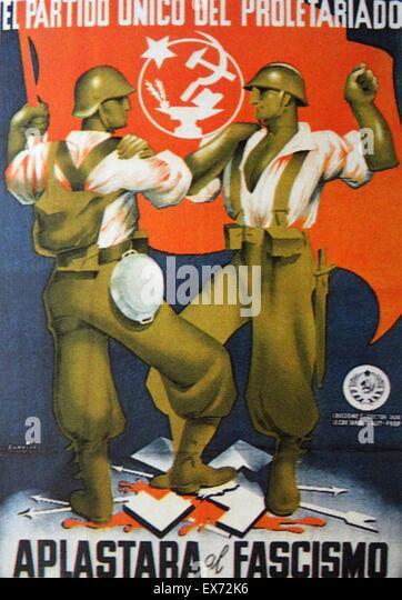 Fascism Poster Stock Photos  Fascism Poster Stock Images