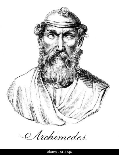 Archimedes Portrait Stock Photos & Archimedes Portrait