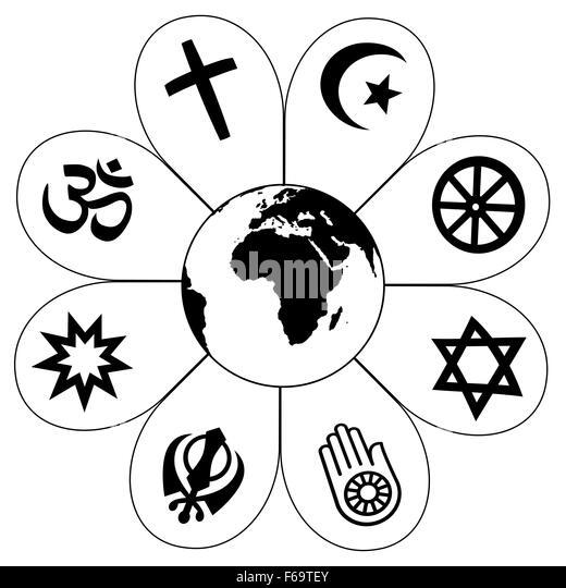Hindu Muslim Christian Stock Photos & Hindu Muslim