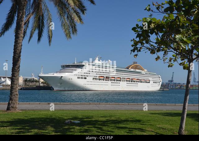 Cruise Liner Christmas Lights