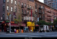 Hell's Kitchen New York Stock Photos & Hell's Kitchen New