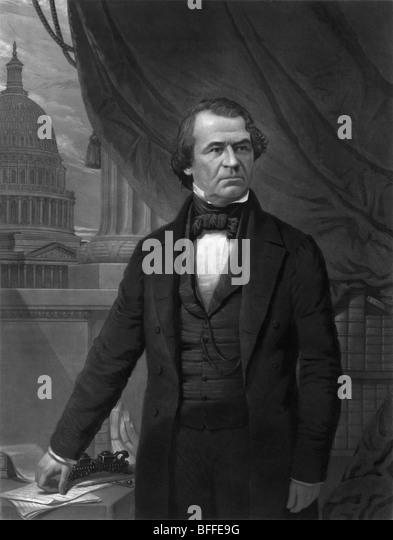 Andrew Johnson Presidential Portrait 76135 USBDATA