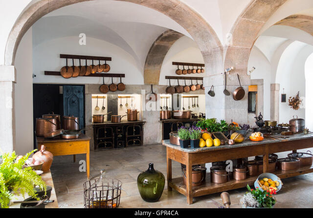 Palace Kitchen Stock Photos  Palace Kitchen Stock Images  Alamy