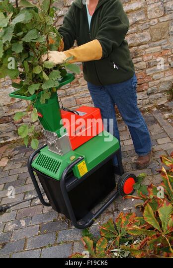 Domestic Garden Shredders