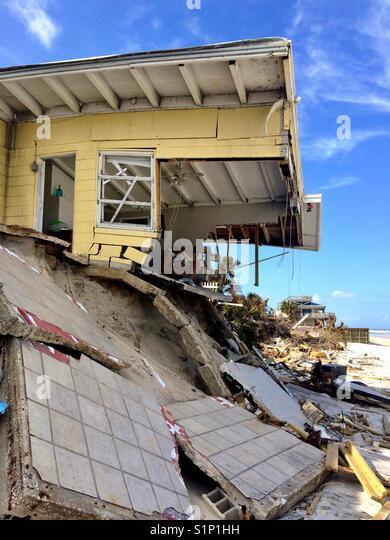 Damage City Panama Beach Pier Park