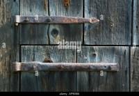 Old Barn Doors Large Rusted Stock Photos & Old Barn Doors ...