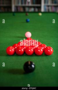 Snooker Table Stock Photos & Snooker Table Stock Images ...