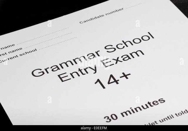 Gcse Exam Paper Stock Photos & Gcse Exam Paper Stock