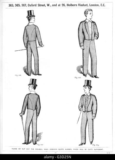 Victorian School Uniform Stock Photos & Victorian School