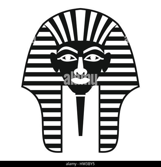 Golden Mask Tutankhamun Stock Photos & Golden Mask