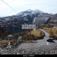 4 Man Zip Wire Wales 1997 Ford Explorer Engine Diagram Penrhyn Quarry Stock Photos & Images - Alamy