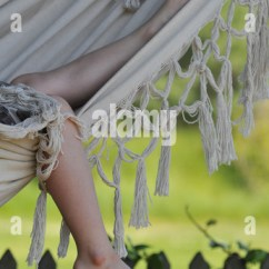 Swing Chair Over Canyon Minton Spidell Chairs Dangle Feet Stock Photos & Images - Alamy