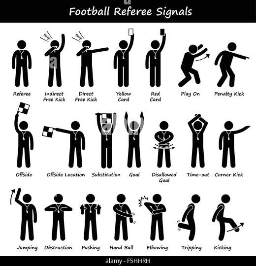 Referees Assistant Stock Photos & Referees Assistant Stock