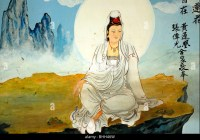 Tibetan Buddha Painting Stock Photos & Tibetan Buddha