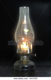 Kerosene Oil Lamps Stock Photos & Kerosene Oil Lamps Stock